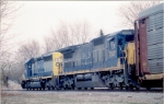 CSX 8121